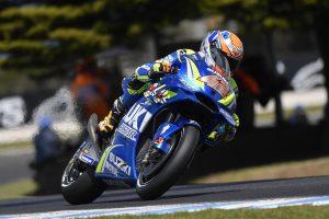 """MotoGP   GP Australia Qualifiche: Rins, """"Felice della mia prestazione"""""""