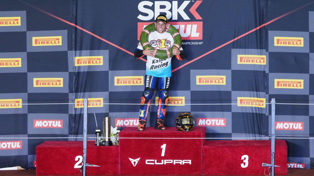 SSP | Pirelli Qatar Round, Gara: Sandro Cortese è Campione del Mondo