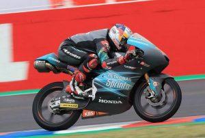 Moto3   Gp Thailandia FP2: Sasaki al Top, Antonelli è quarto