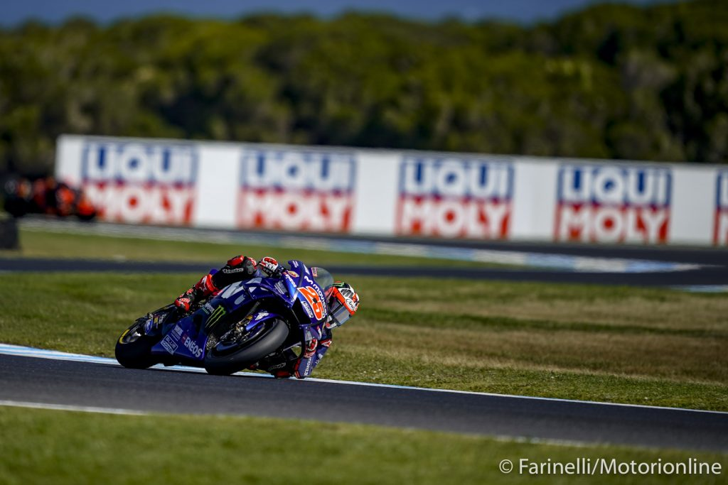 MotoGP | Gp Australia Gara: Vinales riporta alla vittoria la Yamaha, Iannone e Dovizioso sul podio