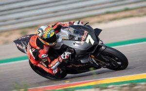 Superbike | Test Aragon, Day1: brilla la Ducati V4 R