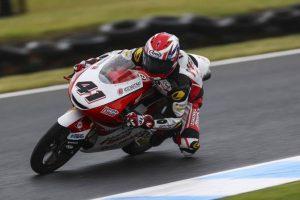 Moto3 | Gp Valencia FP1:  Atiratphuvapat il più veloce sul bagnato