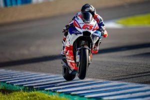 "MotoGP | Test Jerez Day 2: Bagnaia, ""Sono felice perchè mi sto trovando sempre meglio"""
