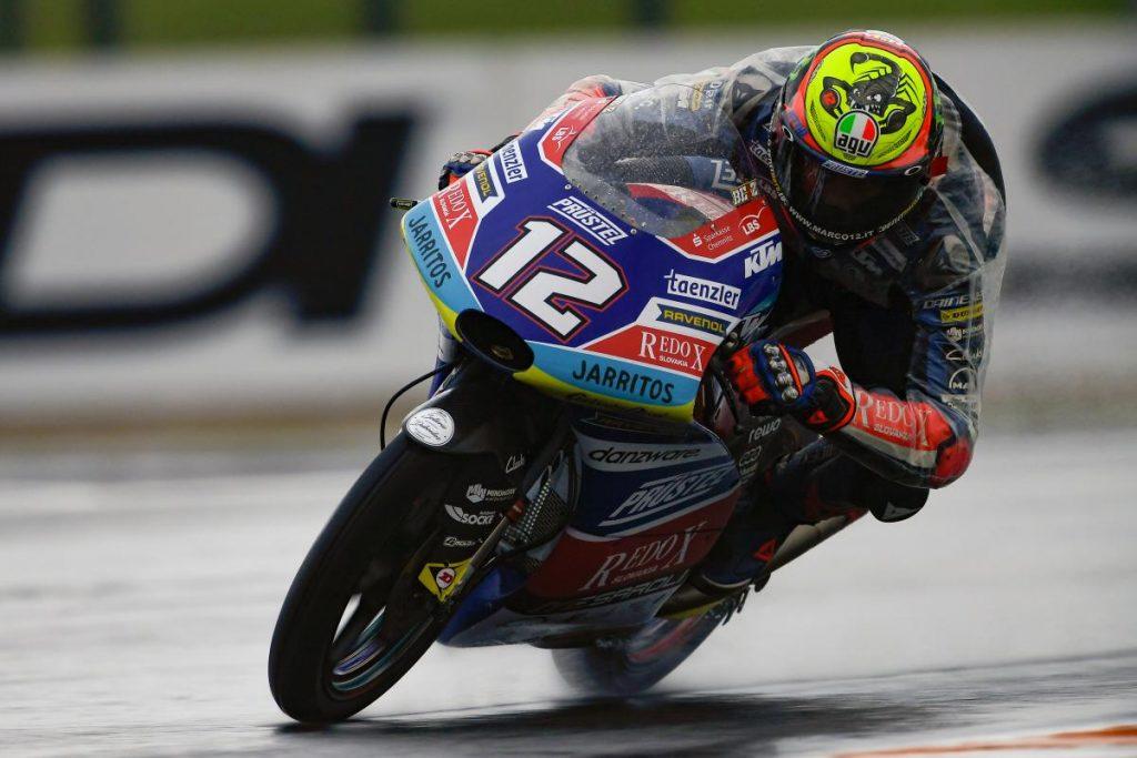 Moto3 Valencia, storico Oncu: esordio e vittoria