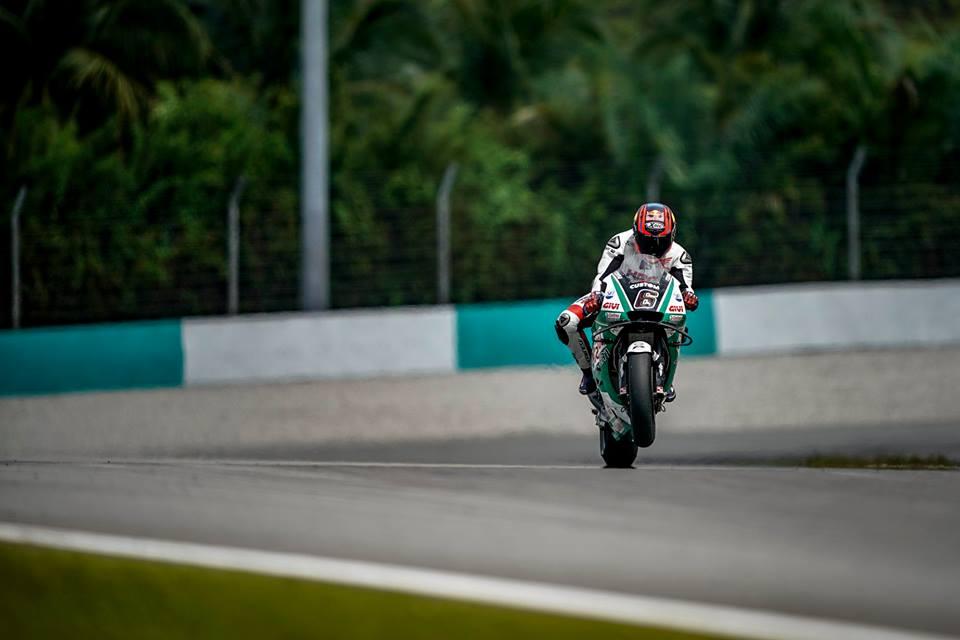"MotoGP | GP Valencia, Bradl: ""Felice di tornare in sella dopo Sepang"""