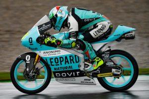 """Moto3   Gp Valencia Day 1: Dalla Porta, """"Giornata positiva"""""""
