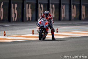"""MotoGP   Valencia Test Day 2: Dovizioso, """"Abbiamo fatto lavori di fino"""""""