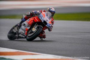 """MotoGP   Gp Valencia Gara: Dovizioso, """"Sono contento della mia stagione"""" [Video]"""