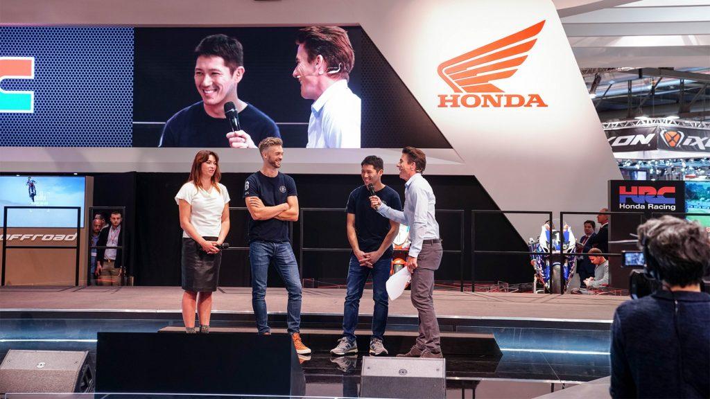 SBK | Honda Racing al fianco di Althea e Moriwaki