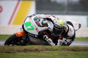 Moto2 | Gp Valencia FP1: Lecuona precede Marquez