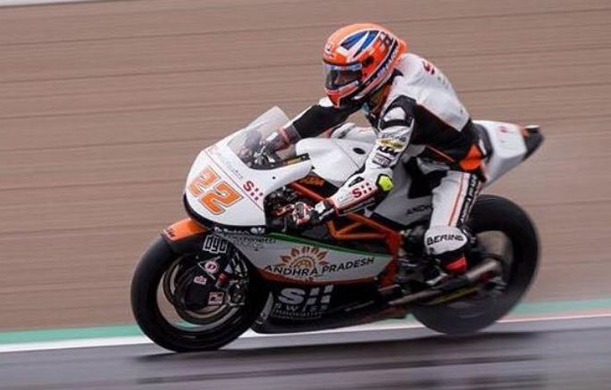 Moto2 | Gp Valencia Warm Up: Lowes davanti a Marquez