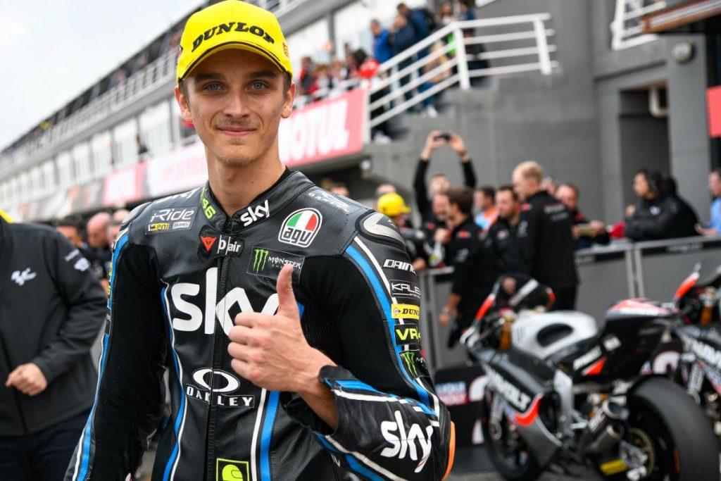 """Moto2   Gp Valencia Qualifiche: Marini, """"Ho guidato bene"""""""