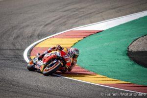 MotoGP | Gp Valencia FP4: Marquez domina, Dovizioso è quinto, Rossi nelle retrovie