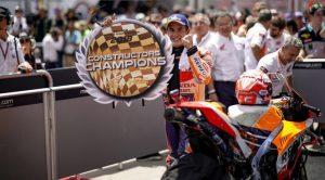 MotoGP | Gp Malesia Gara: Honda si aggiudica il titolo costruttori