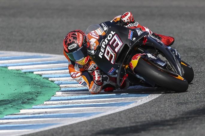 """MotoGP   Test Jerez Day 2: Marquez, """"Siamo contenti di come è andato il test"""""""