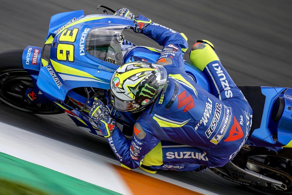 """MotoGP   Valencia Test Day 1: Mir, """"Prime sensazioni davvero buone"""""""