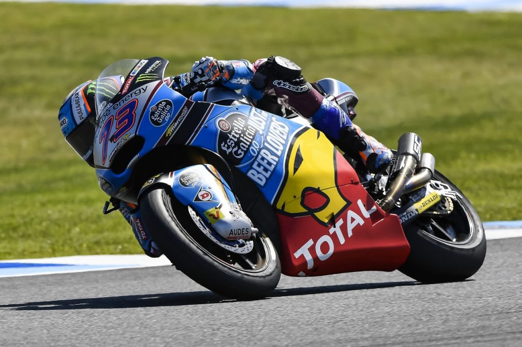Moto2 | Gp Malesia FP1: Marquez beffa Pasini, Bagnaia terzo