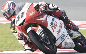 Moto3 | Gp Malesia FP3: Atiratphuvapat si prende anche l'ultimo turno di libere in condizioni miste, Bezzecchi 3°
