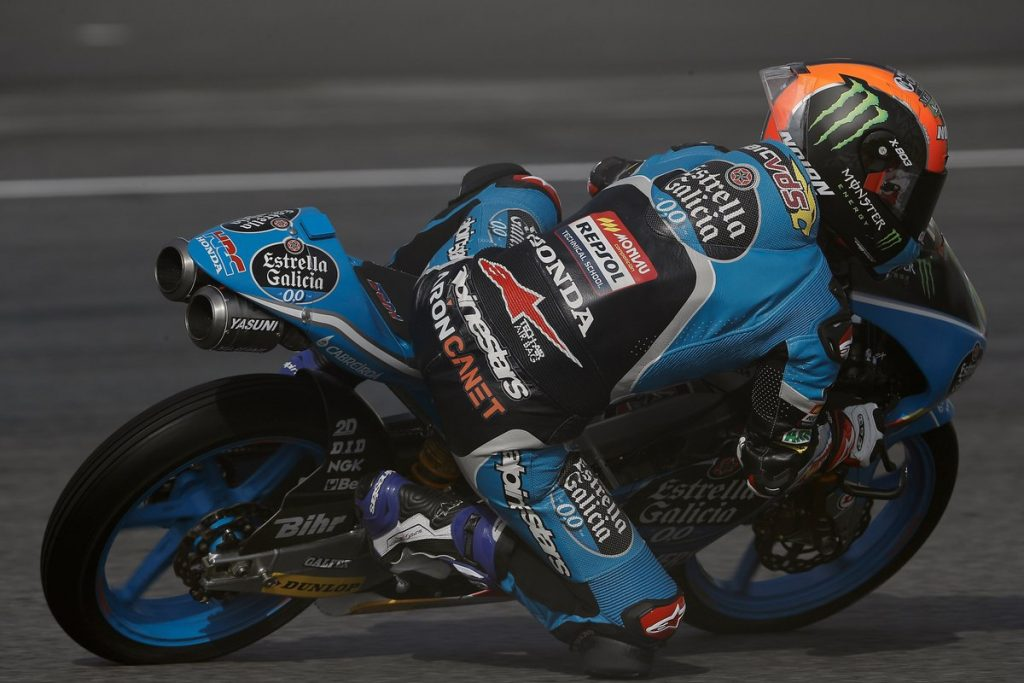 Moto3 | Gp Malesia Warm Up: Canet il più veloce, Bezzecchi sesto