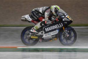 Moto3 | Gp Valencia Qualifiche: Arbolino azzarda e conquista la pole