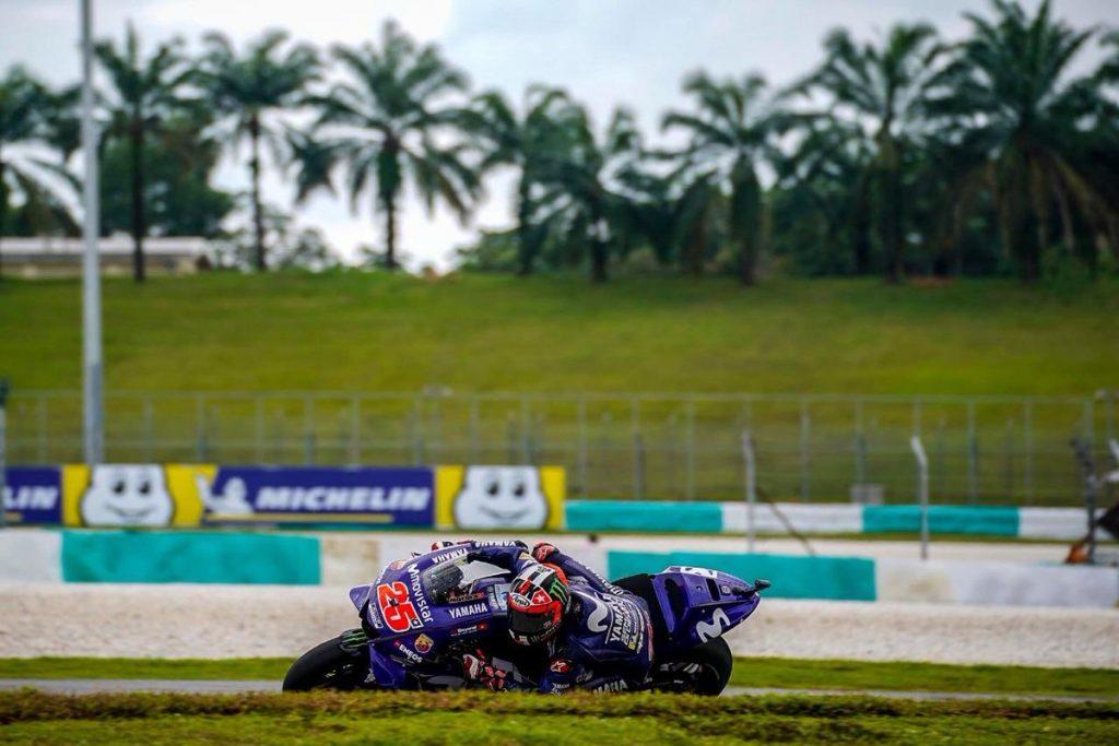 MotoGP | Gp Malesia Warm Up: Doppietta Yamaha con Vinales e Rossi