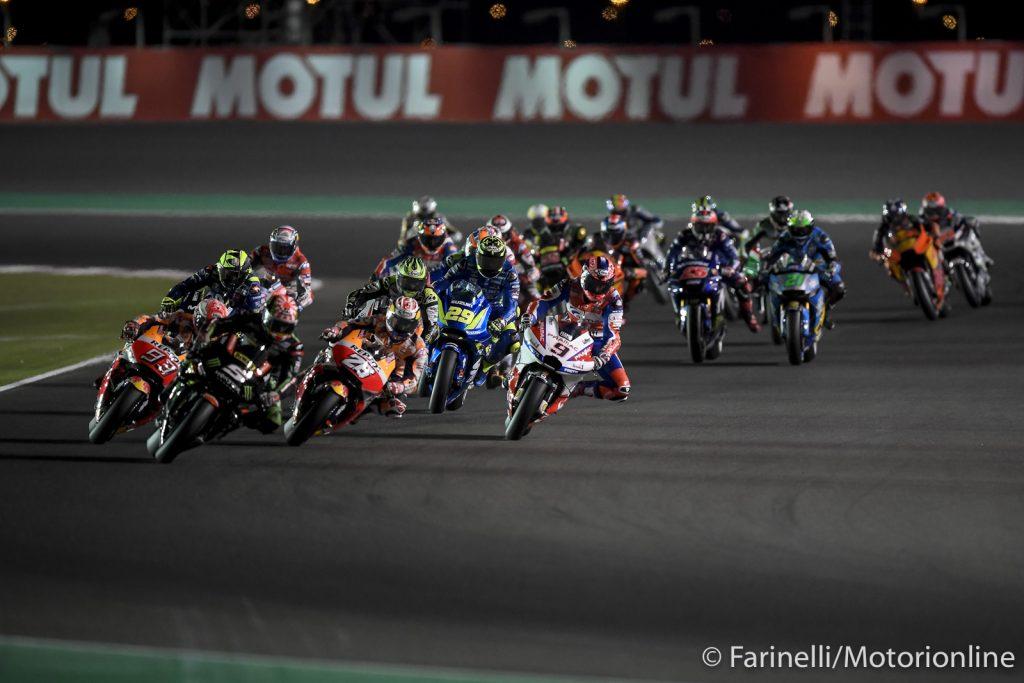 MotoGP | Pubblicata la Entry Lists provvisoria