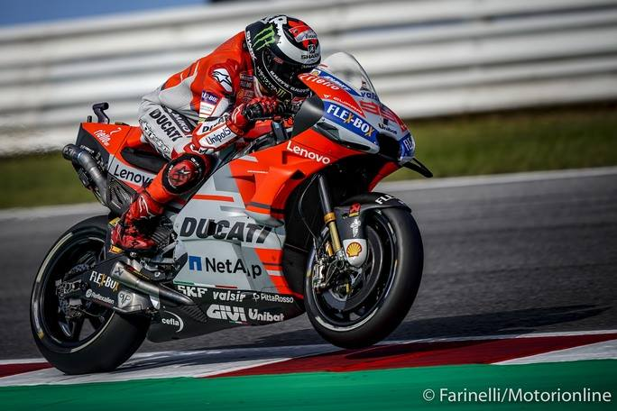 "MotoGP | Gp Malesia Day 1: Lorenzo, ""Domani decideremo se continuare"" [Video]"