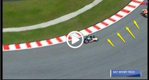MotoGP | Gp Malesia Gara: La caduta di Valentino Rossi analizzata da Sanchini [Video]
