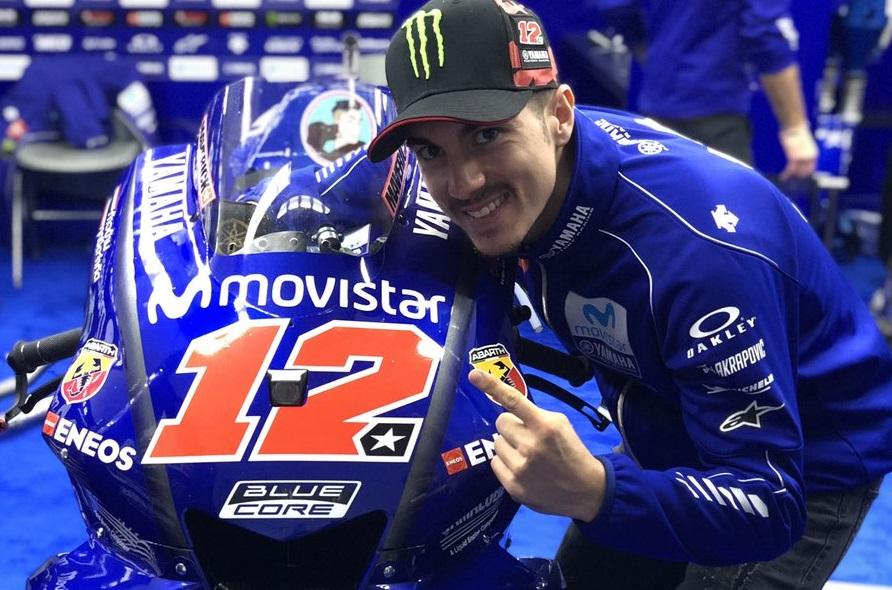 "MotoGP | Gp Valencia Gara: Vinales, ""La caduta? Causata da un problema tecnico"" [VIDEO]"