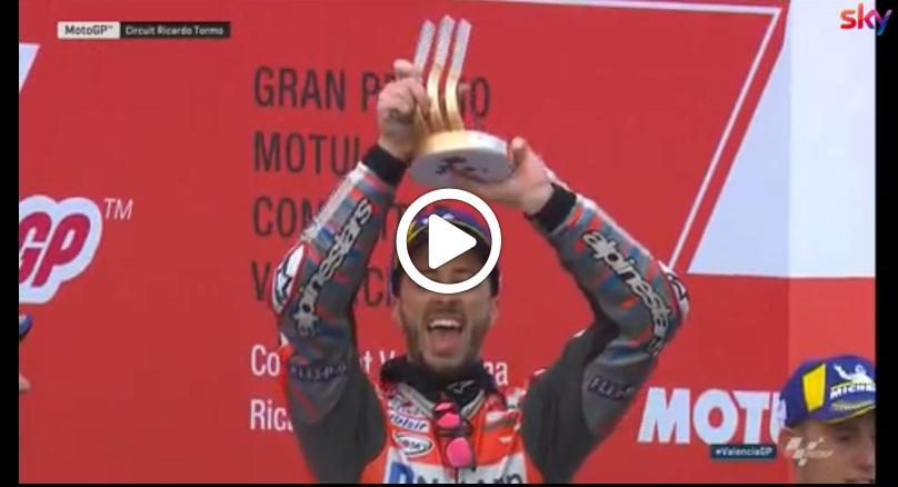 MotoGP | Il ValenciaGP raccontato da Sandro Donato Grosso [VIDEO]