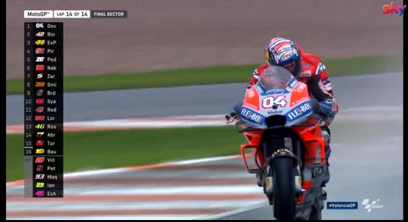 MotoGP | Gp Valencia: gli highlights della gara [VIDEO]