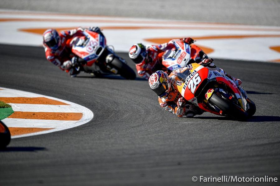 MotoGP   Gp Valencia: E' tempo di saluti. Date, orari e info