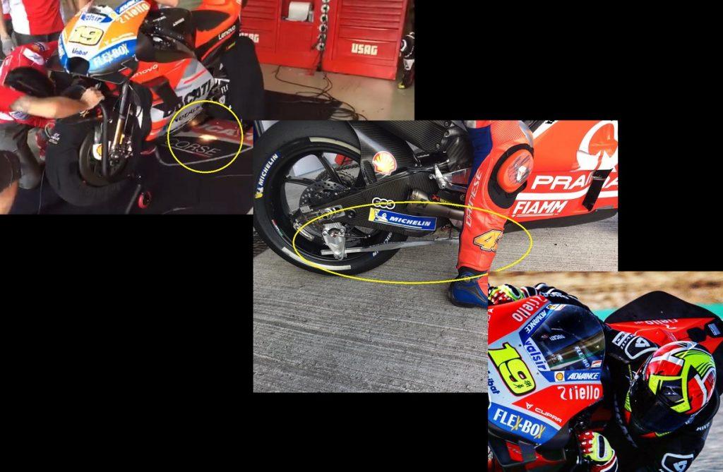 MotoGP | Test Jerez: vi sveliamo i segreti portati in pista dalla Ducati