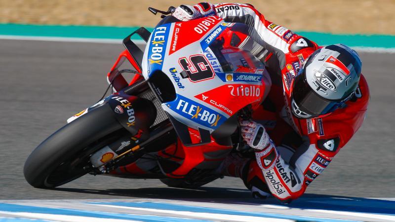MotoGP | Test Jerez Day 1: al termine della giornata svetta Petrucci, Dovizioso in scia
