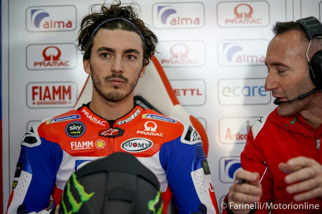 "MotoGP | Test Jerez Day 1: Bagnaia, ""Pista difficile, sono contento"""