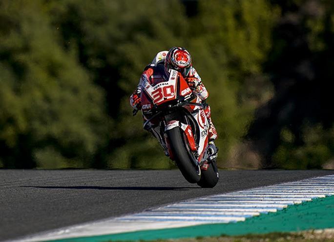 MotoGP | Test Jerez Day 2: sorpresa Nakagami, Marquez in scia, Rossi undicesimo