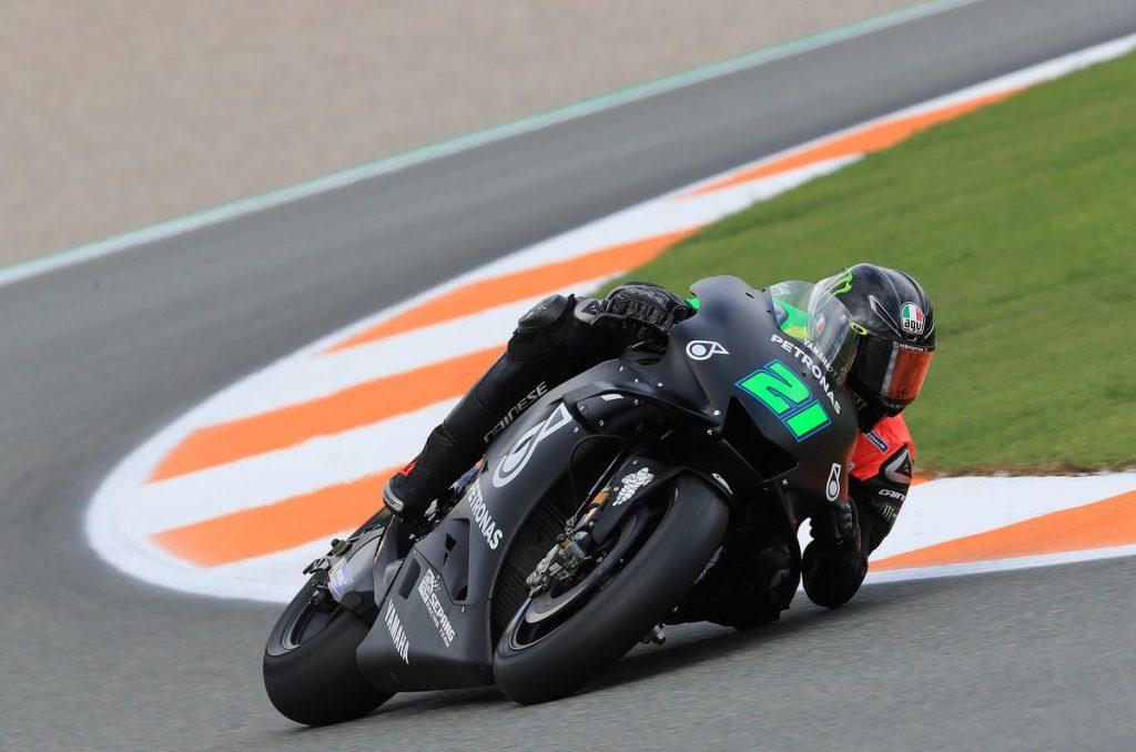 """MotoGP   Valencia Test Day 1: Morbidelli, """"Il primo contatto con la moto è davvero buono, è facile da capire"""""""