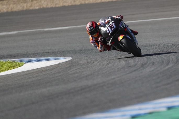 MotoGP | Test Jerez Day 2: alle 13:30 Marquez al comando, seguono le Ducati, Rossi 14esimo