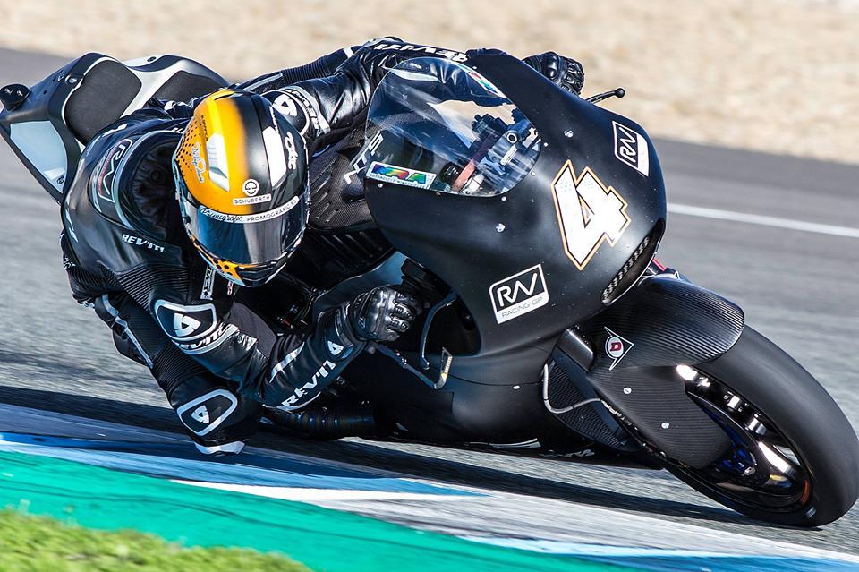 Moto2 | Test Jerez Day 3: Odendaal chiude davanti a tutti