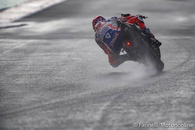 "MotoGP | Gp Valencia Gara: Petrucci, ""Sono molto deluso"""