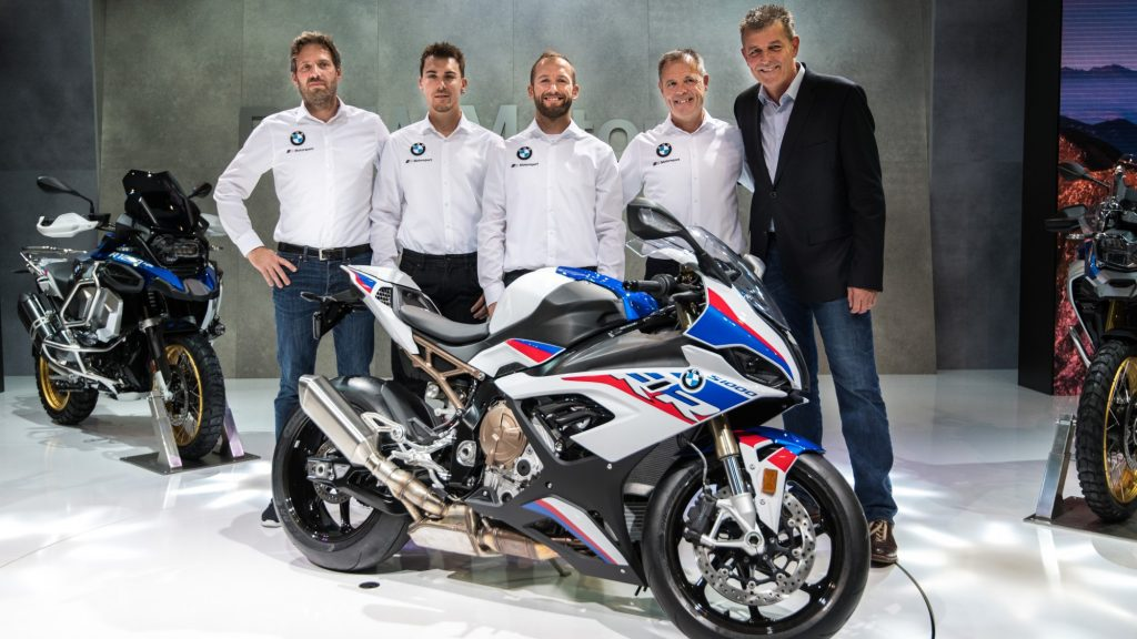 SBK | Ritorno di BMW Motorrad Motorsport nel 2019