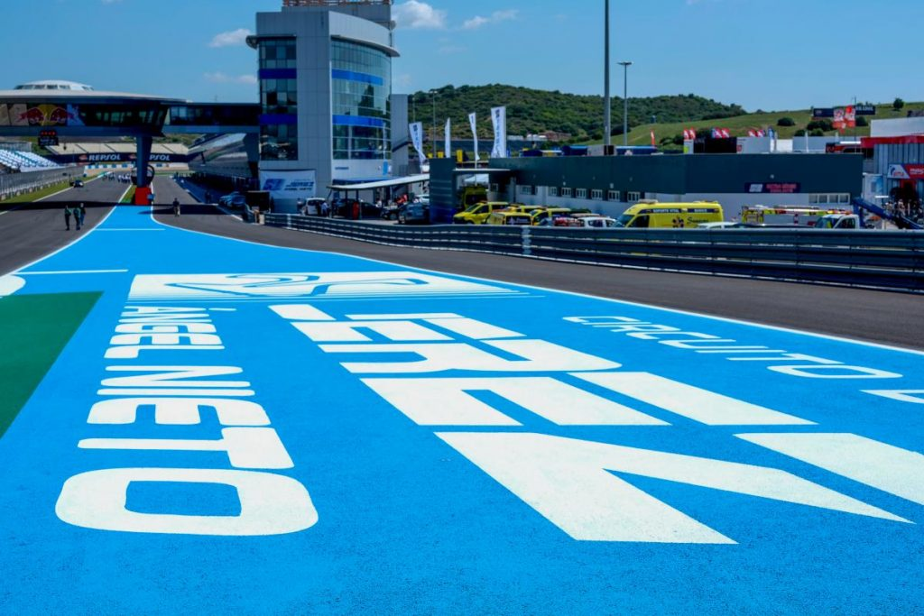 Moto2 | Test Jerez: Lowes al comando, precede Marini