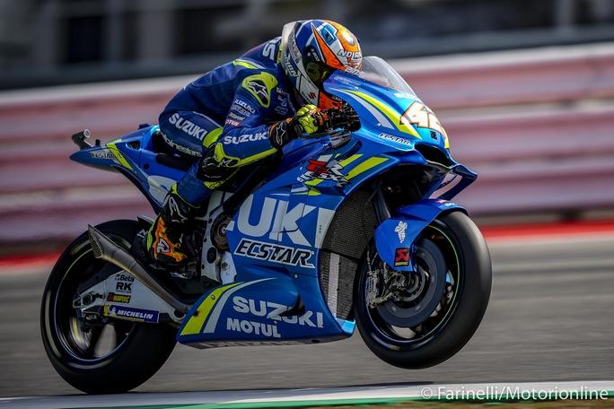 MotoGP | Gp Malesia FP2: Rins precede Marquez, Rossi è sesto
