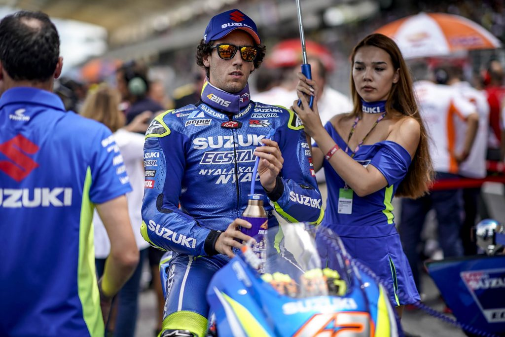 "MotoGP | GP Valencia: Rins, ""Puntiamo alla vittoria"""
