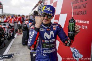 MotoGP Gp Valencia: Sunday Guide, statistiche pre-evento
