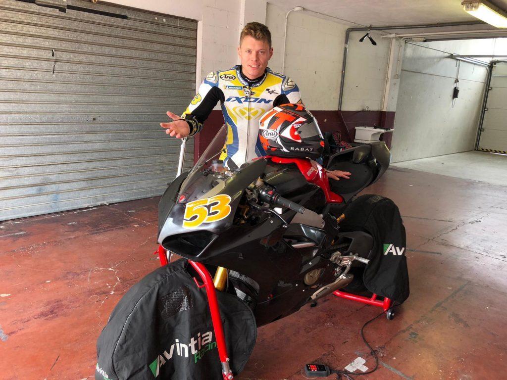 MotoGP | Tito Rabat tornerà in pista solo per i test di Valencia