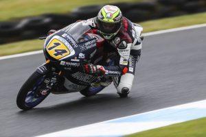 Moto3 | Gp Malesia FP2: Arbolino il più veloce, Bezzecchi è ottavo