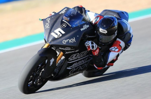 MotoE | Primi test a Jerez: Tuuli il più veloce