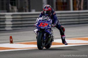 MotoGP   Test Valencia Day 2: Vinales chiude al Top, bene Dovizioso, impressiona Morbidelli