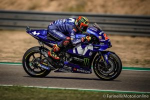 MotoGP | Gp Valencia Qualifiche: Vinales in pole, Dovizioso in prima fila